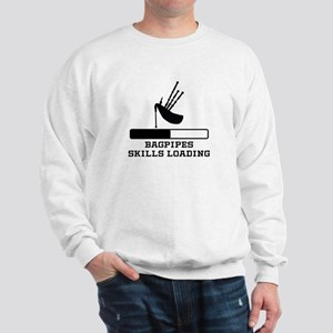 Bagpipes Skills Loading Sweatshirt