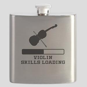 Violin Skills Loading Flask