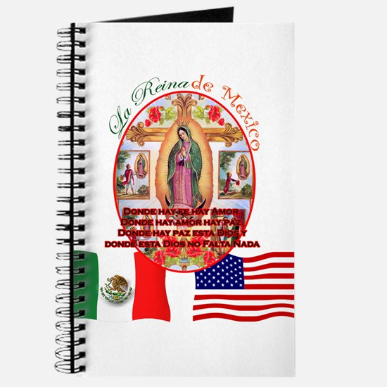 Reina de Mexico Journal