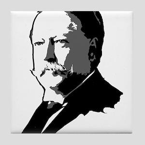 William Howard Taft Tile Coaster