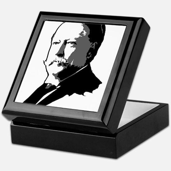 William Howard Taft Keepsake Box
