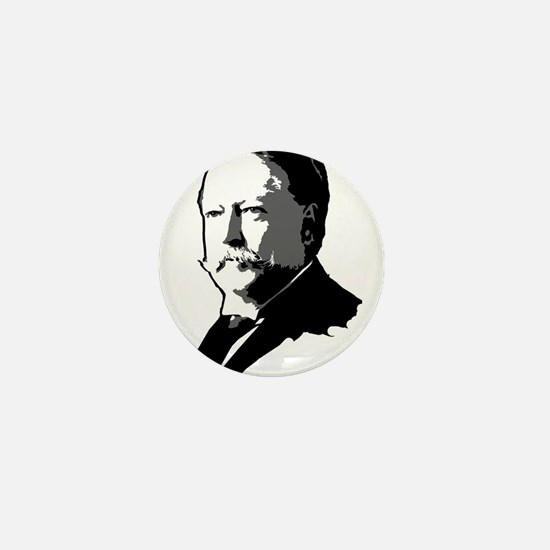 William Howard Taft Mini Button