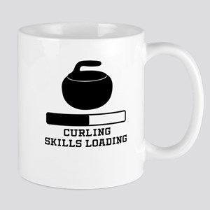 Curling Skills Loading Mugs