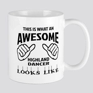 This is what an awesome Highland dancer Mug
