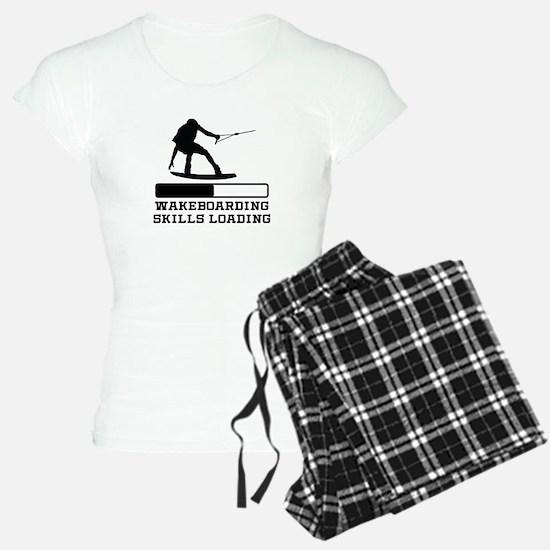 Wakeboarding Skills Loading Pajamas