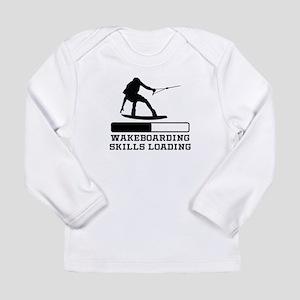 Wakeboarding Skills Loading Long Sleeve T-Shirt