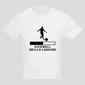 Kickball Skills Loading T-Shirt