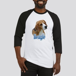 Beagle Name Baseball Jersey