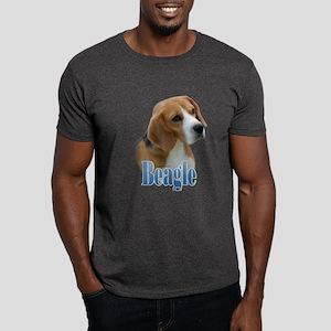 Beagle Name Dark T-Shirt