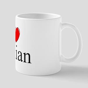 """""""I Love Dalian"""" Mug"""