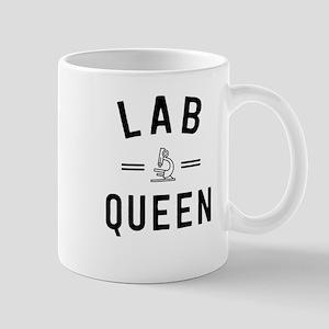 Lab Queen Mugs