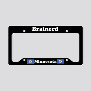 Brainerd MN - LPF License Plate Holder