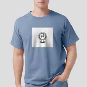 big horned sheep artwork T-Shirt