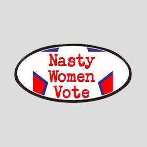 Nasty Women Vote Patch
