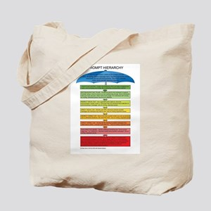Adapted Prompt Hierarchy Tote Bag