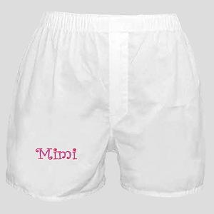 Mimi cutout click to view Boxer Shorts