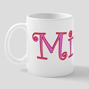 Mimi cutout click to view Mug