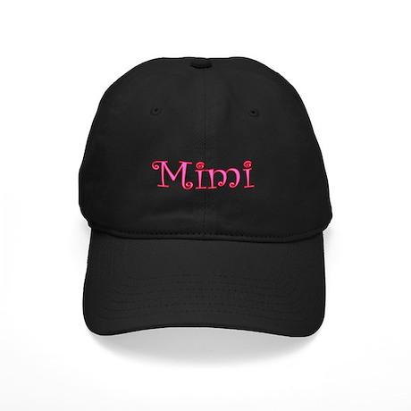 Mimi cutout click to view Black Cap