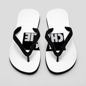 I am Charlie - Pray for Paris - Je suis Flip Flops