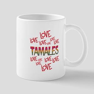 Love Love Tamales Mug
