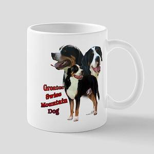 Swissy Trio2 Mug