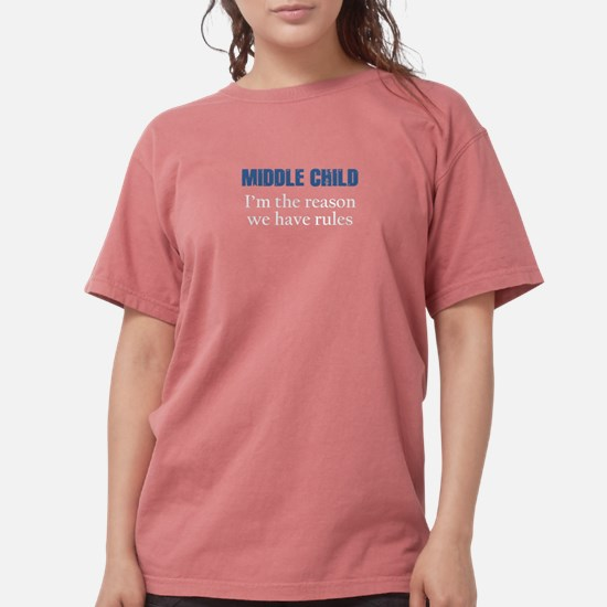 MIDDLE CHILD (reverse) T-Shirt