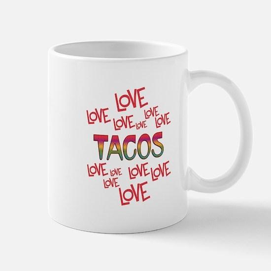 Love Love Tacos Mug