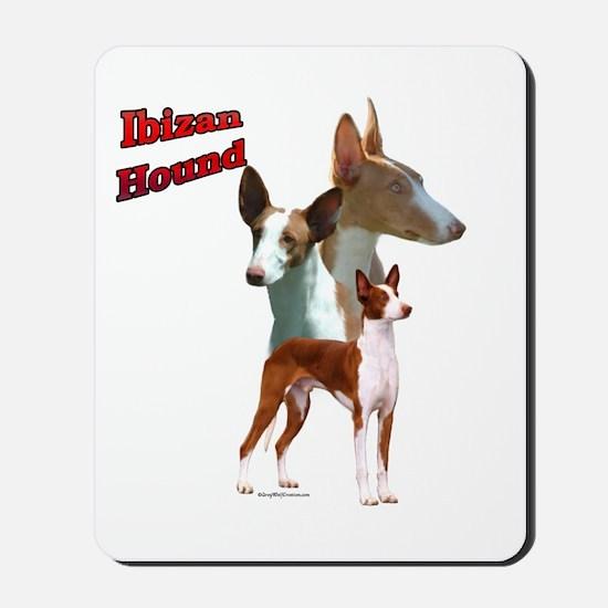 Ibizan Trio2 Mousepad