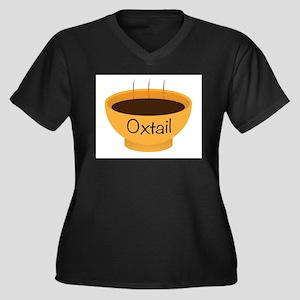 Oxtail Soup Bowl Plus Size T-Shirt