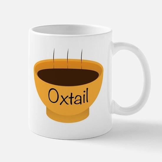 Oxtail Soup Bowl Mugs