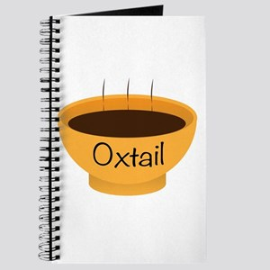 Oxtail Soup Bowl Journal