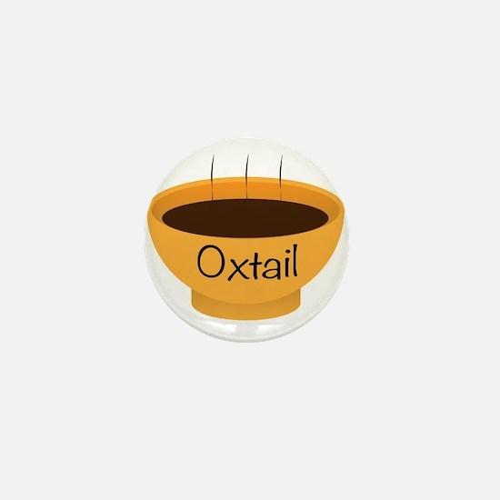 Oxtail Soup Bowl Mini Button