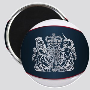 Coat of Arms of the United Kingdom Magnets