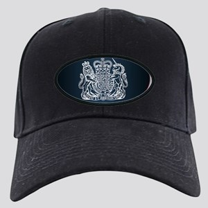 Coat of Arms of the United Kingdom Black Cap