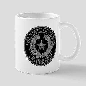 Texas State Governor Seal Mugs