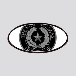 Texas State Governor Seal Patch