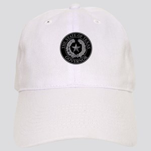 Texas State Governor Seal Cap