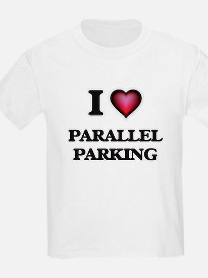 I Love Parallel Parking T-Shirt