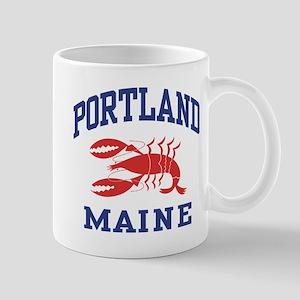 Portland Maine Mug