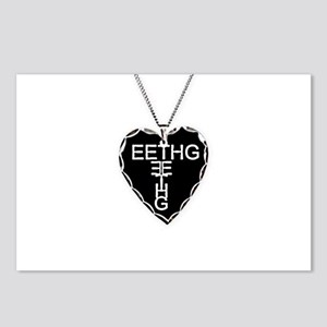 Black Heart Eethg Corps Inc Postcards (Package of