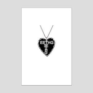 Black Heart Eethg Corps Inc Posters