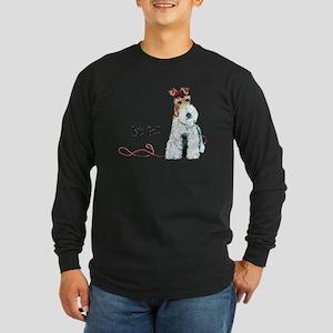 Fox Terrier Walk Long Sleeve T-Shirt
