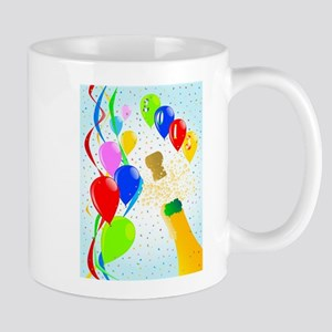 Champagne Party Mugs