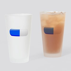 Capsule Drinking Glass