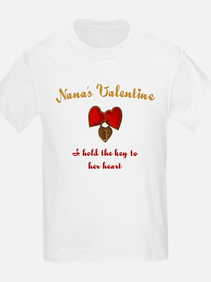 Nana's Valentine T-Shirt