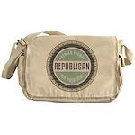 Trump For President Messenger Bag
