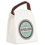 Trump For President Canvas Lunch Bag