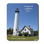 Presque Isle Lighthouse Mousepad