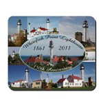 Whitefish Point Lighthouse 150th Mousepad
