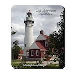 Seul Choix Point Lighthouse Mousepad